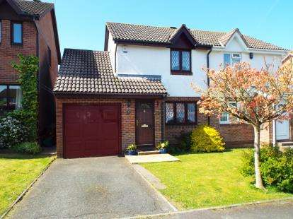 2 Bedrooms Semi Detached House for sale in Staddiscombe, Devon