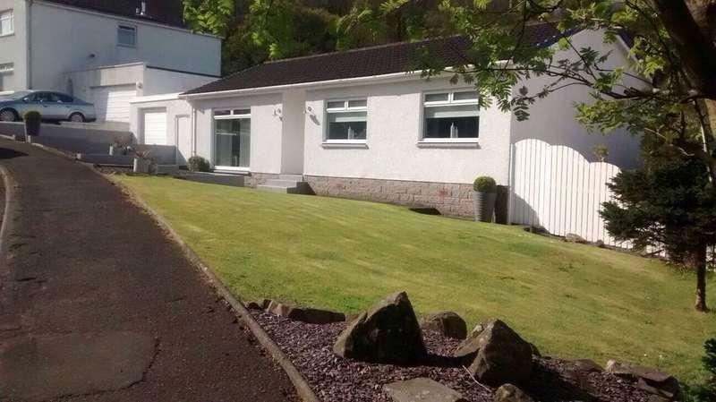 3 Bedrooms Bungalow for sale in Wilson Place, Kilmarnock, KA2
