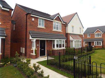 3 Bedrooms Detached House for sale in Jubilee Avenue, Liverpool, Merseyside, United Kingdom, L14