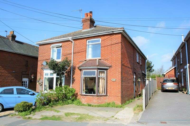 3 Bedrooms Semi Detached House for sale in Shirrell Heath