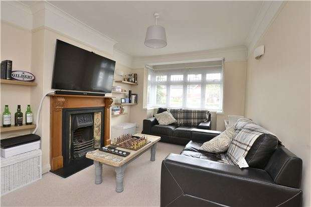 3 Bedrooms End Of Terrace House for sale in Whytecliffe Road North, PURLEY, Surrey, CR8 2AS