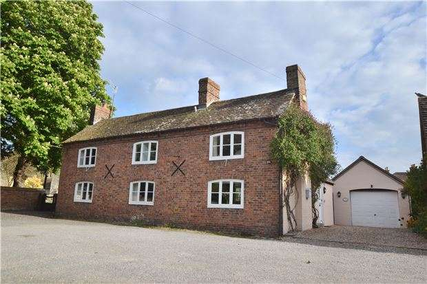 2 Bedrooms Cottage House for sale in The Cross, Ripple, TEWKESBURY, Gloucestershire, GL20 6HA