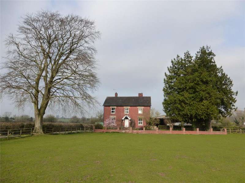 3 Bedrooms Equestrian Facility Character Property for sale in Weobley, Hereford