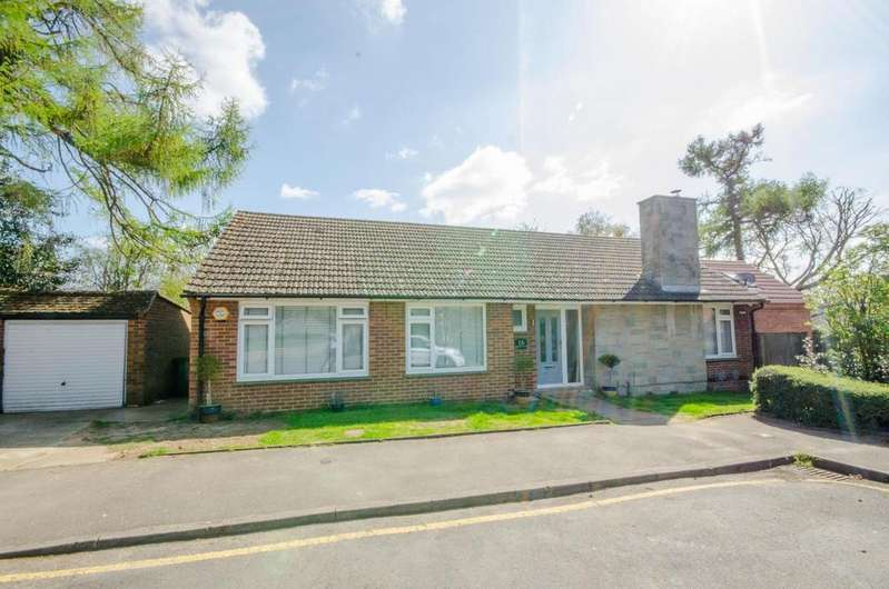 3 Bedrooms Detached House for sale in Sportsfield, Maidstone, Kent