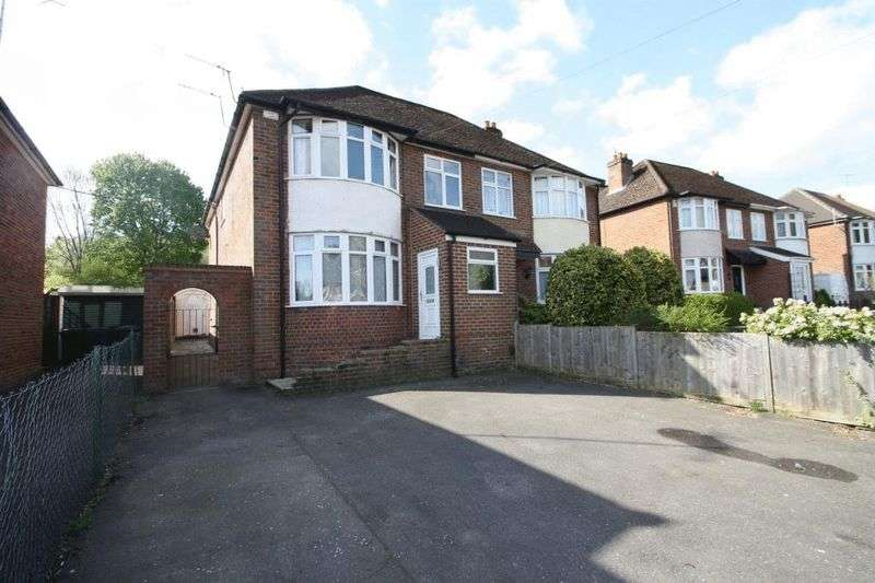 4 Bedrooms Semi Detached House for sale in Lane End Road, High Wycombe