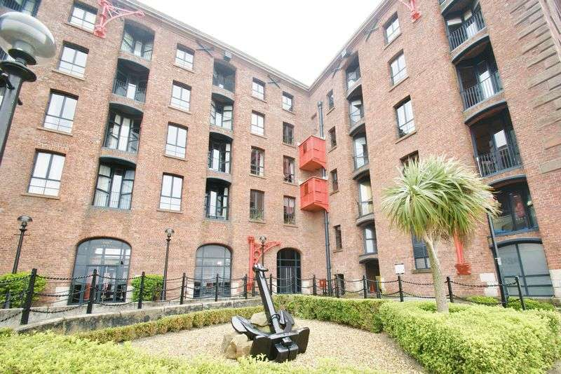 2 Bedrooms Flat for sale in The Colonnades, Liverpool
