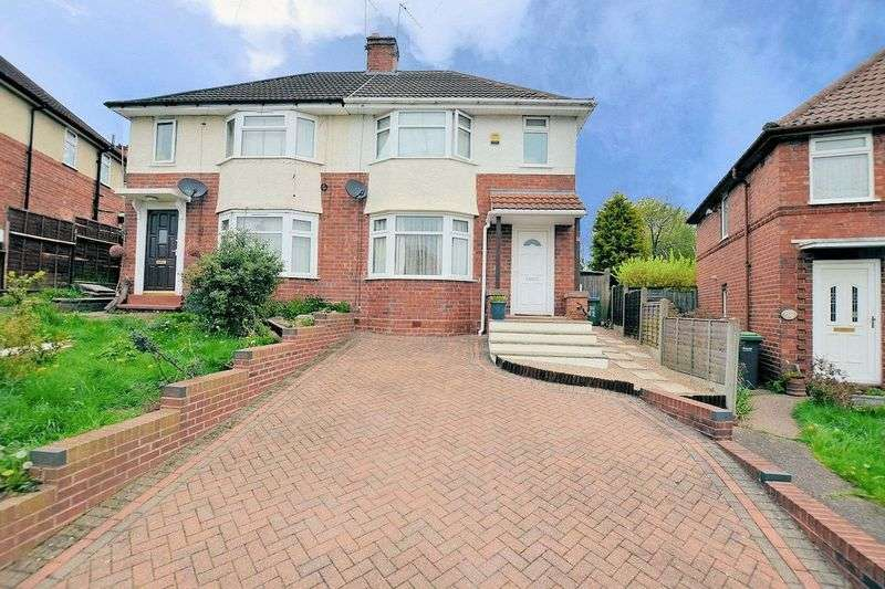 2 Bedrooms Semi Detached House for sale in The Horseshoe, Oldbury