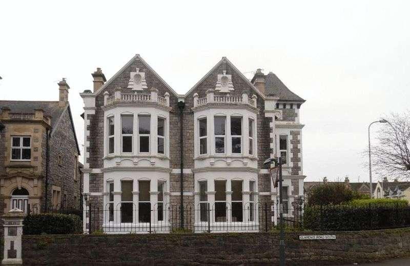1 Bedroom Flat for sale in Walliscote Road, Weston-Super-Mare