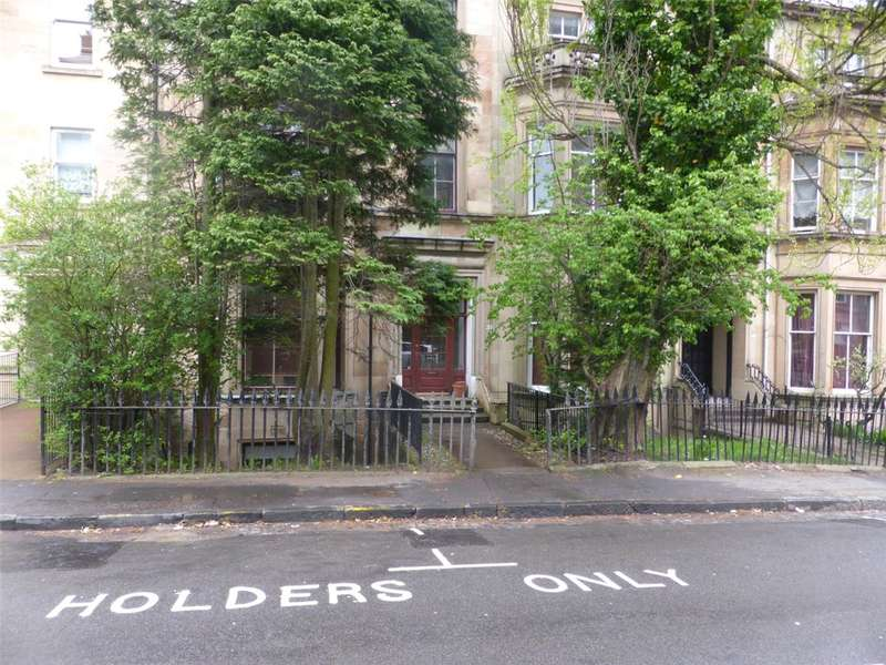 2 Bedrooms Flat for rent in Cecil Street, West End, Glasgow