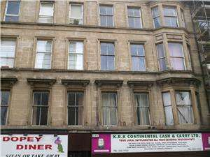 3 Bedrooms Flat for rent in Woodlands Road, Woodlands, Glasgow