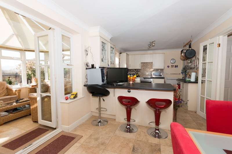 4 Bedrooms Detached House for sale in Patcham Mill Road, Pevensey, East Sussex, BN24