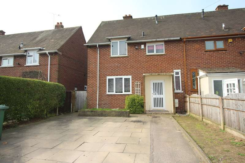 3 Bedrooms Semi Detached House for sale in Goscote Lane, Walsall, West Midlands, WS3