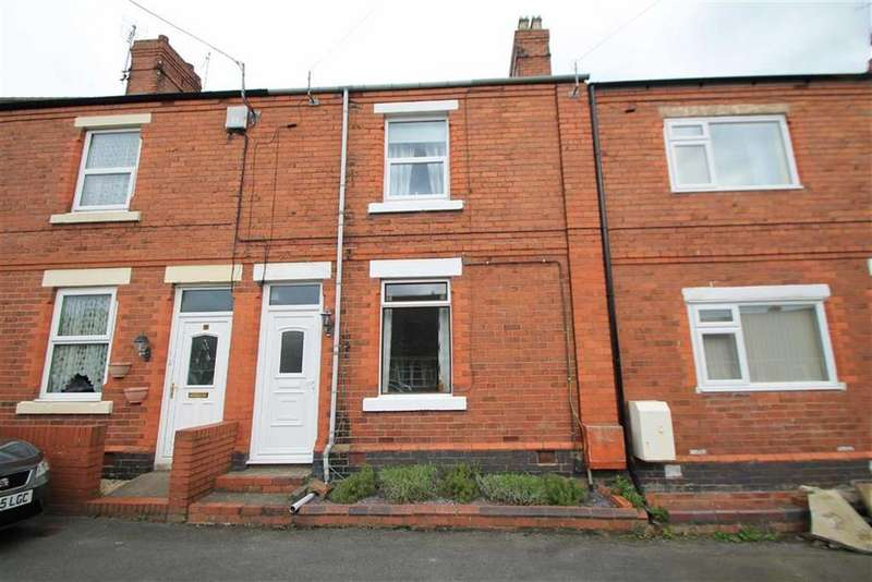3 Bedrooms Terraced House for sale in Bromfield Street, Johnstown, Wrexham