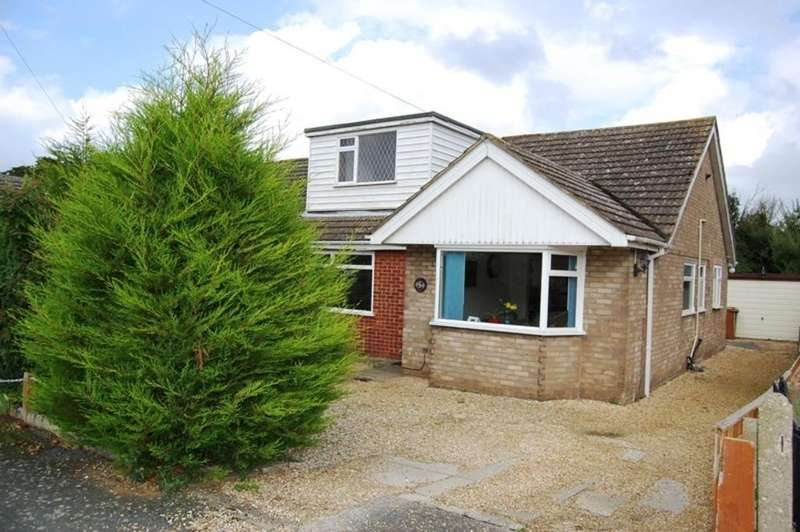 2 Bedrooms Semi Detached Bungalow for sale in Sterling Crescent, Waltham