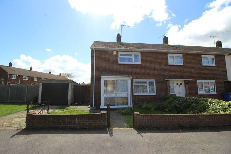 2 Bedrooms Semi Detached House for sale in Queensway, Sheerness, ME12
