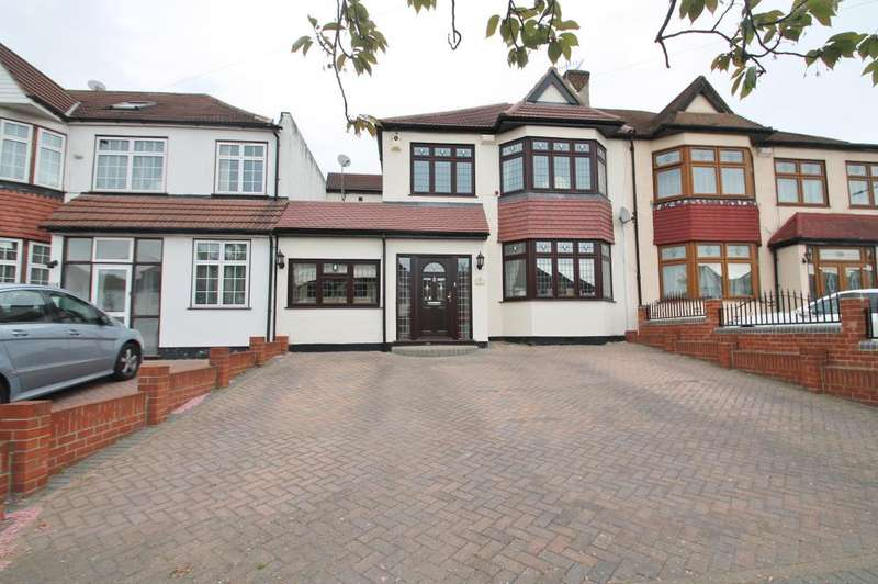 4 Bedrooms Semi Detached House for sale in CLAYHALL AVENUE, CLAYHALL
