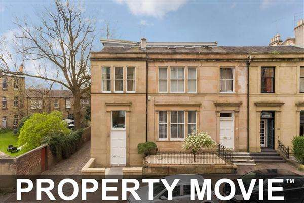 4 Bedrooms Town House for sale in Glasgow House, 11 Clouston Street, Botanics, Glasgow, G20 8QR