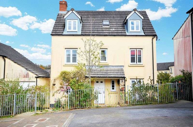 4 Bedrooms Detached House for sale in Kingfisher Close, Tavistock