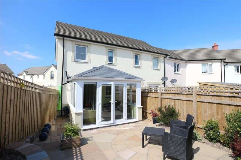 2 Bedrooms End Of Terrace House for sale in Penscowan Road, Camborne