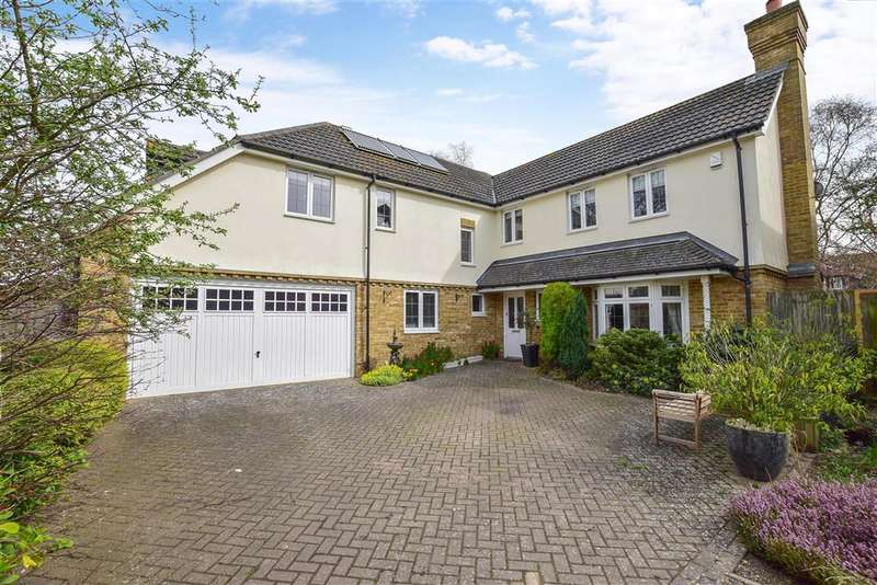 5 Bedrooms Detached House for sale in Copperfield Close, Kingswood, Maidstone, Kent