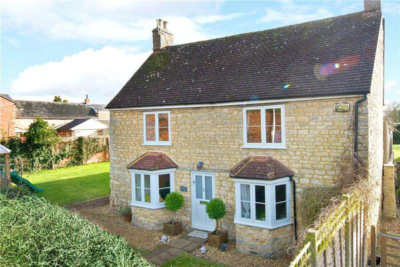 3 Bedrooms Unique Property for sale in Crofts End, Sherington, Buckinghamshire