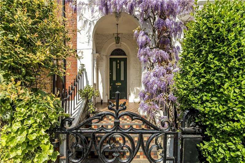 6 Bedrooms House for sale in St. Anns Villas, Notting Hill W11