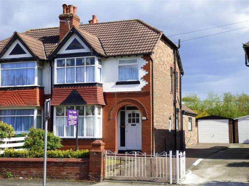 3 Bedrooms Semi Detached House for sale in Talbot Road, Manchester, M14