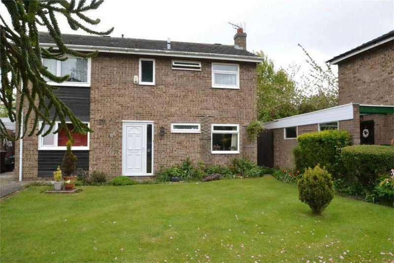 4 Bedrooms Detached House for rent in Knights Close, Corby, Northamptonshire