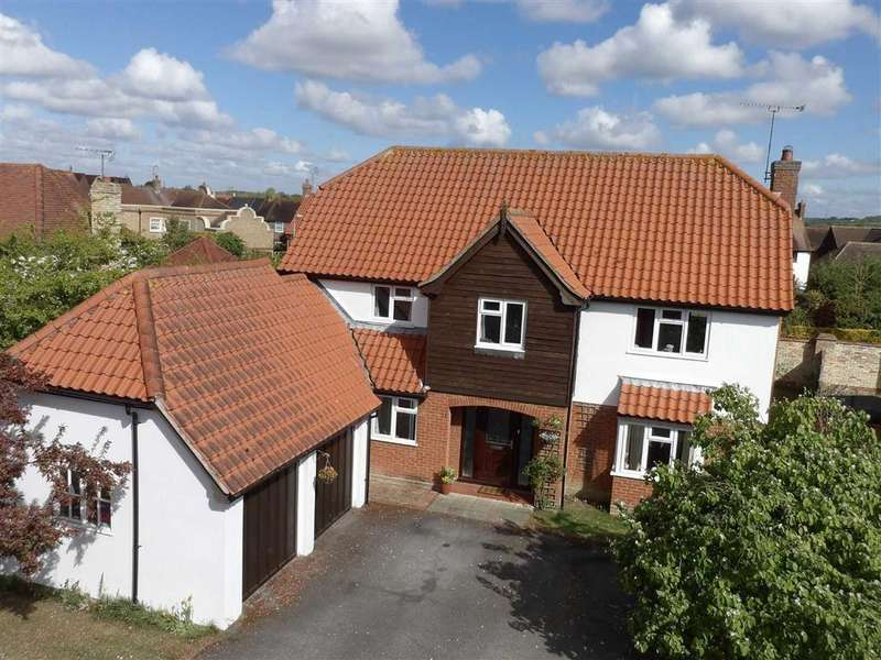 5 Bedrooms Detached House for sale in Inchbonnie Road, South Woodham Ferrers, Essex