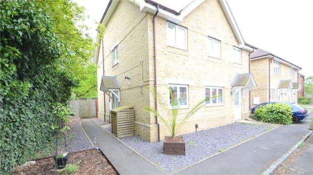 2 Bedrooms Maisonette Flat for sale in Tiggall Close, Earley, Reading