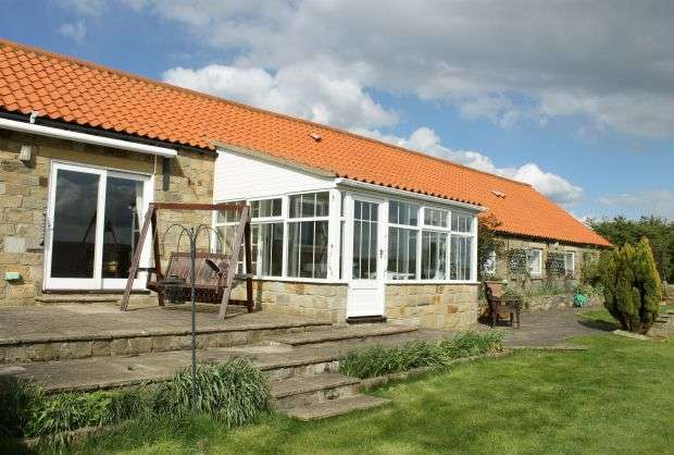 2 Bedrooms Detached House for sale in Brackenrigg, Danby