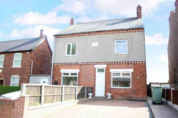 3 Bedrooms Semi Detached House for sale in Main Road, Morton, Alfreton, Derbyshire