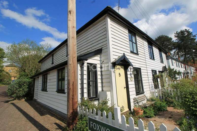 2 Bedrooms Cottage House for sale in Rushmore Hill, Orpington