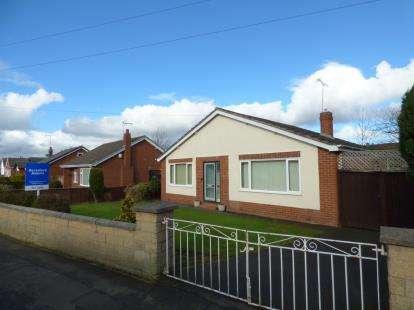 2 Bedrooms Bungalow for sale in Linthorpe Road, Buckley, Flintshire, CH7