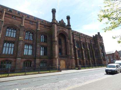 2 Bedrooms Flat for sale in The Collegiate, 20 Shaw Street, Liverpool, Merseyside, L6