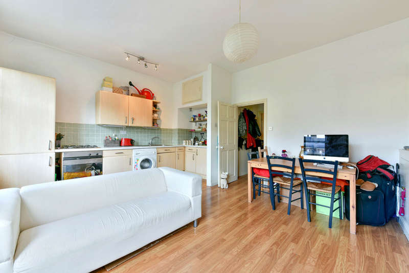 1 Bedroom Flat for sale in Fonthill Road, N4 3HY