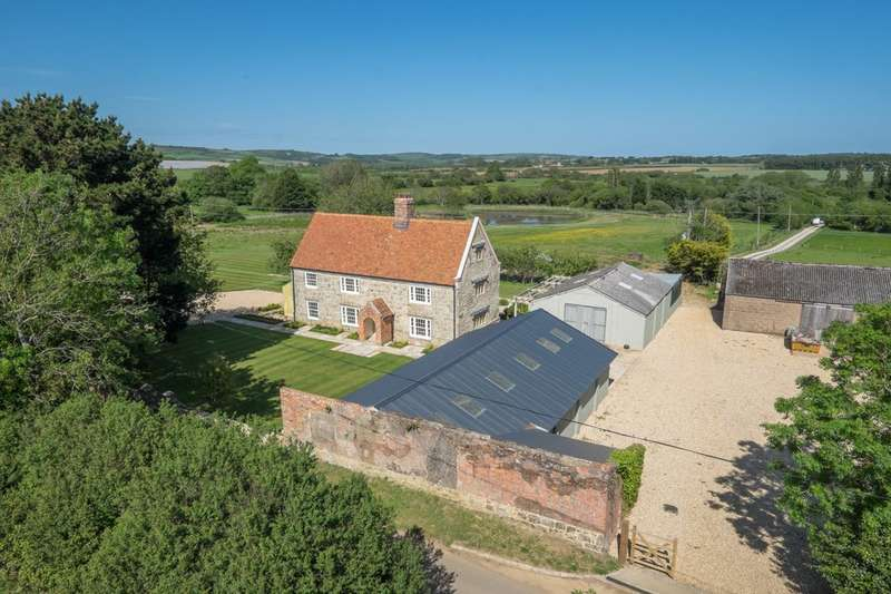 5 Bedrooms House for sale in Merstone, Isle Of Wight