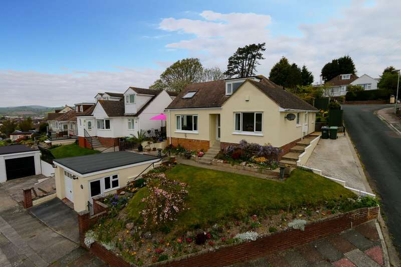 3 Bedrooms Detached Bungalow for sale in Hill Park Road, Highweek