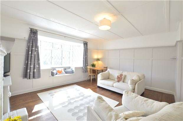 2 Bedrooms Flat for sale in London Road, SUTTON, Surrey, SM3 8JL