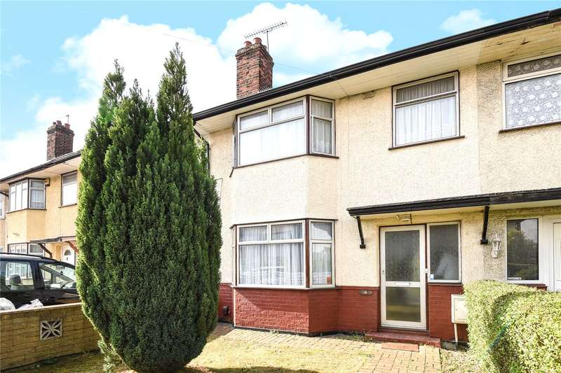 3 Bedrooms Terraced House for sale in Widmore Road, Hillingdon, Middlesex, UB8