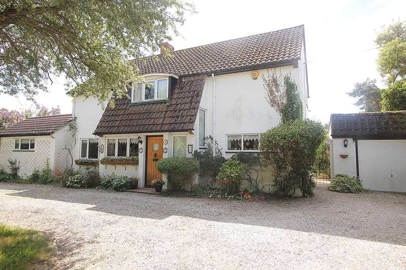 5 Bedrooms Detached House for sale in Tidmarsh, Berkshire