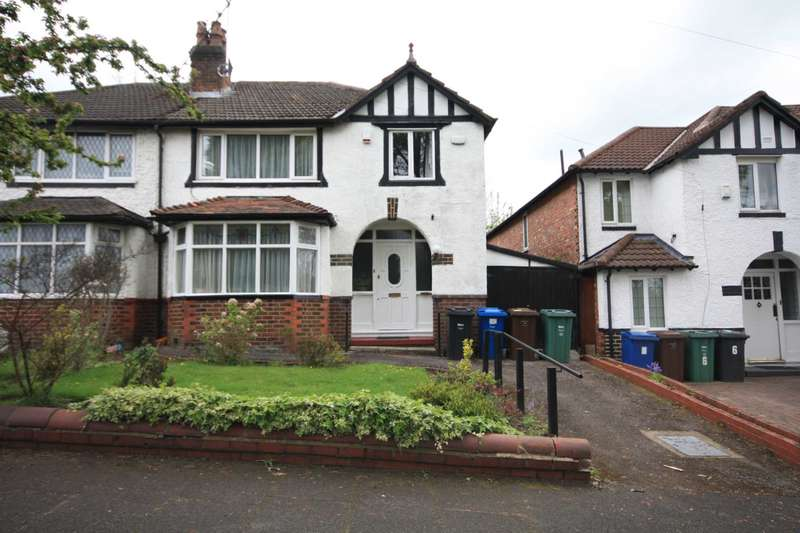 3 Bedrooms Semi Detached House for sale in Cranbrook Drive, Prestwich