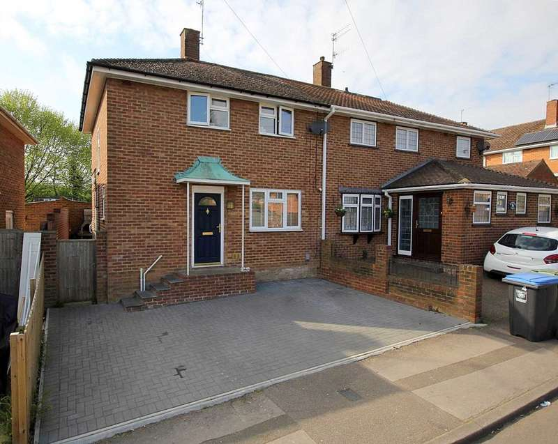 3 Bedrooms Semi Detached House for sale in 3 BED SEMI in Pixies Hill Road, BOXMOOR BORDERS