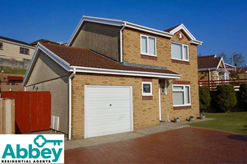 3 Bedrooms Detached House for sale in Stratton Way, Neath Abbey, Neath, SA10 7AS