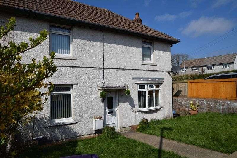 3 Bedrooms Semi Detached House for sale in Lower Ty Gwyn Road, Pontypool