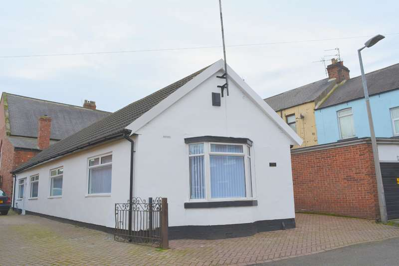 2 Bedrooms Detached Bungalow for sale in Atherton Terrace, Bishop Auckland, , DL14 6SS