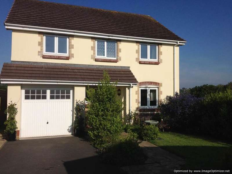 4 Bedrooms Property for sale in 5 St. Johns Close, Newport