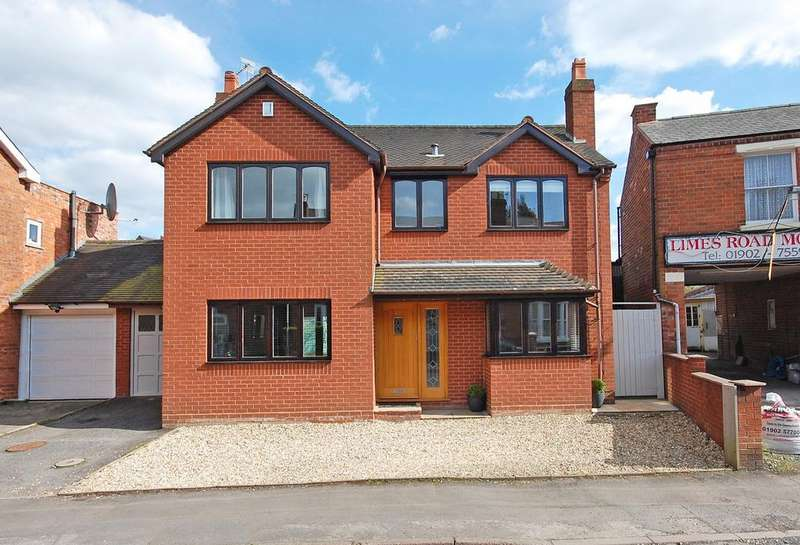 3 Bedrooms House for sale in LIMES ROAD, Tettenhall, Wolverhampton WV6