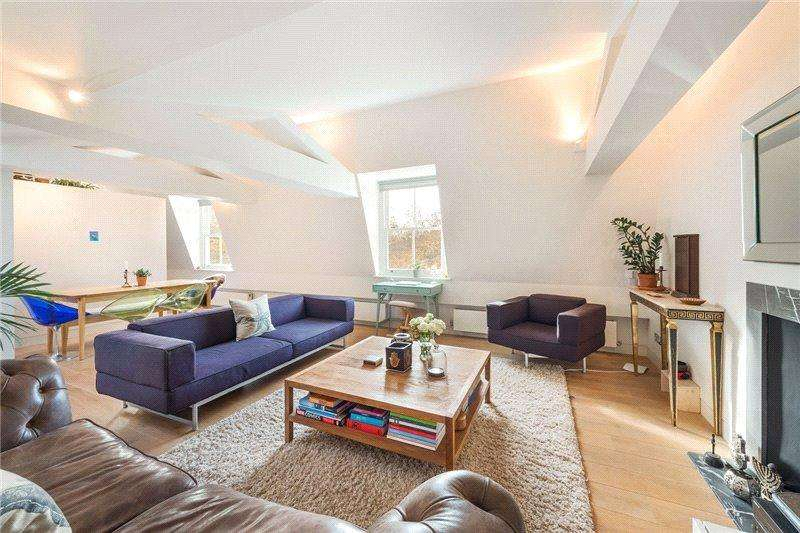 2 Bedrooms Flat for sale in Bolton Gardens, Earls Court, London, SW5