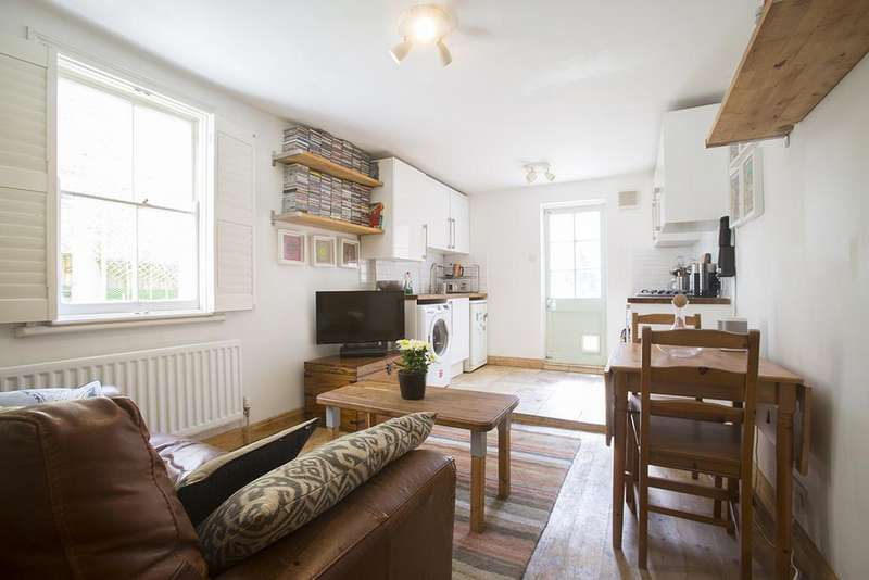 2 Bedrooms Flat for sale in Rushmore Road, Hackney E5